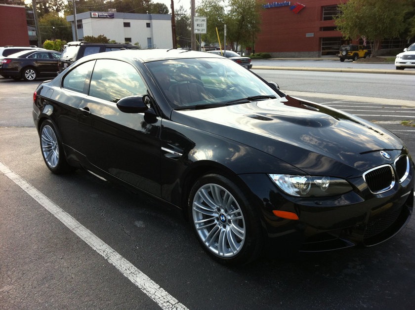 2011 BMW M3 Coupe:5 car images available