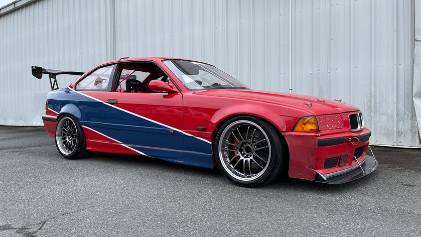 1996 BMW M3 Coupe:24 car images available