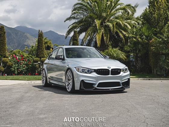 2016 BMW M3 Sedan:12 car images available