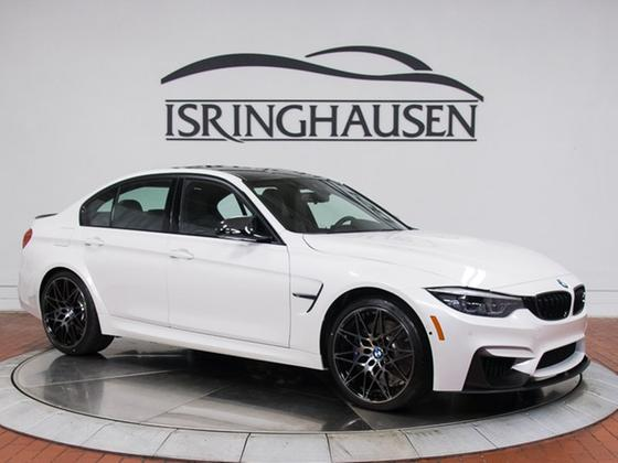 2018 BMW M3 Sedan:24 car images available