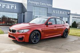2017 BMW M3 Sedan:24 car images available