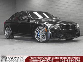 2016 BMW M3 Sedan:24 car images available