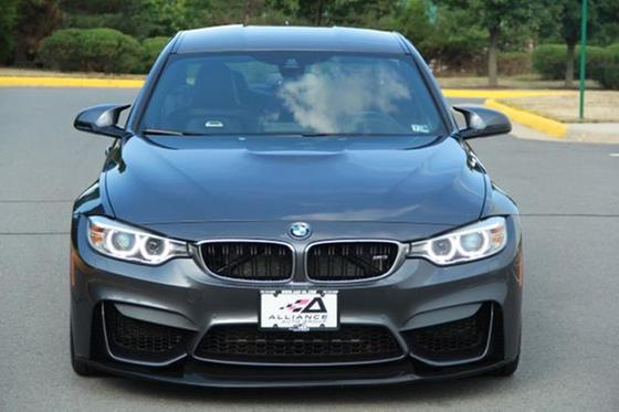 2016 BMW M3 Sedan:24 car images available