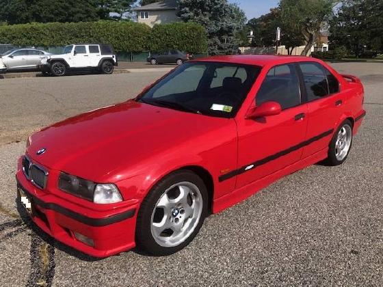 1997 BMW M3 Sedan