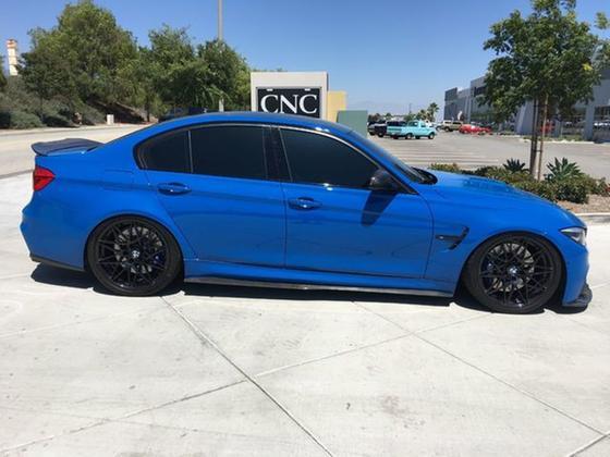 2018 BMW M3 Sedan