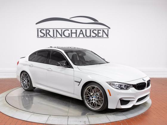 2017 BMW M3 Sedan:24 car images available