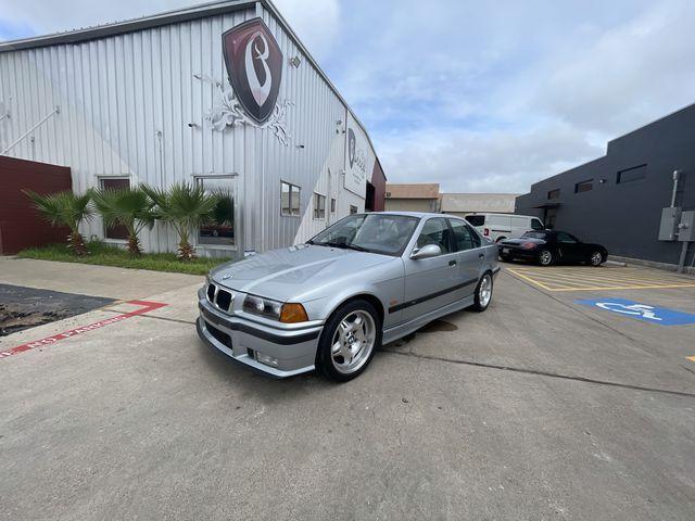 1998 BMW M3 Sedan : Car has generic photo