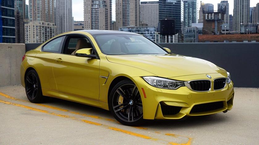 2018 BMW M4  : Car has generic photo