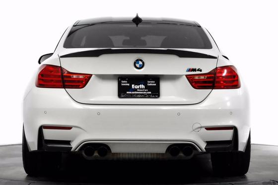 2017 BMW M4 Competition