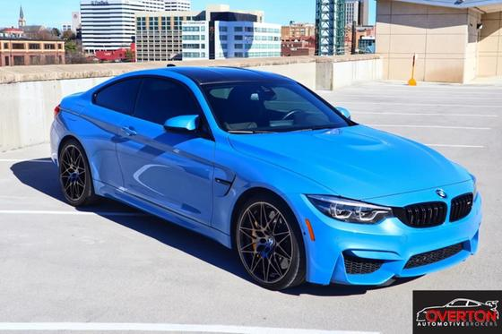 2018 BMW M4 Competition:22 car images available