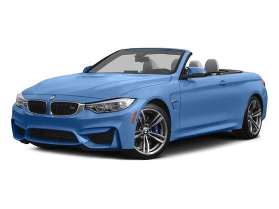 2015 BMW M4 Convertible : Car has generic photo