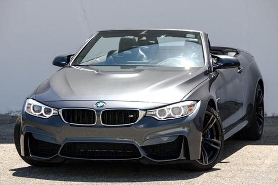 2015 BMW M4 Convertible:24 car images available