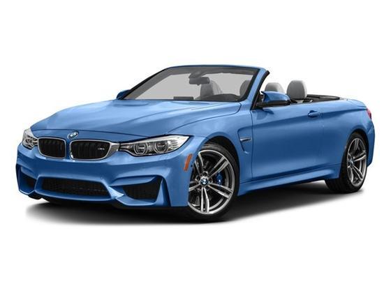 2016 BMW M4 Convertible : Car has generic photo
