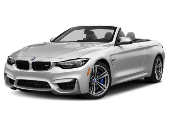 2018 BMW M4 Convertible : Car has generic photo