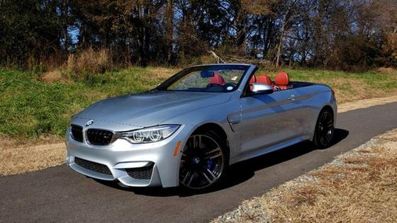 2017 BMW M4 Convertible:24 car images available