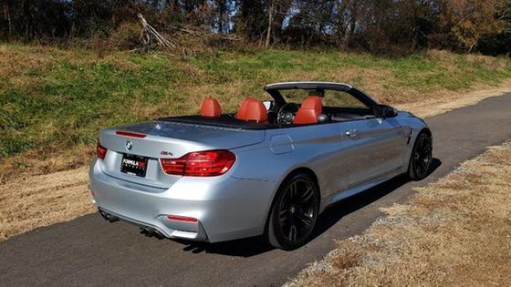 2017 BMW M4 Convertible