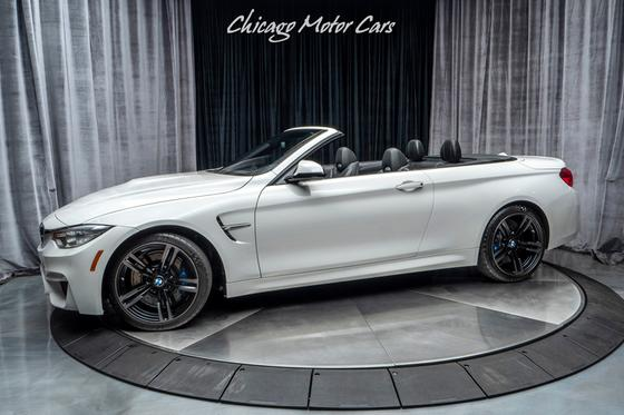 2016 BMW M4 Convertible:24 car images available