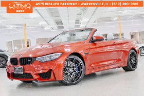 2018 BMW M4 Convertible:6 car images available