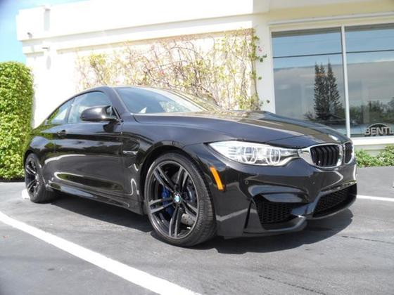 2016 BMW M4 Coupe:12 car images available