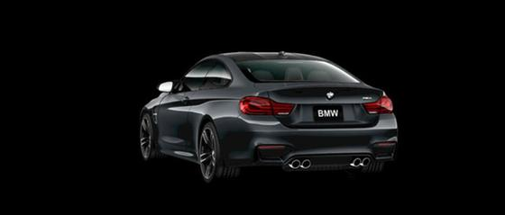 2015 BMW M4 Coupe : Car has generic photo