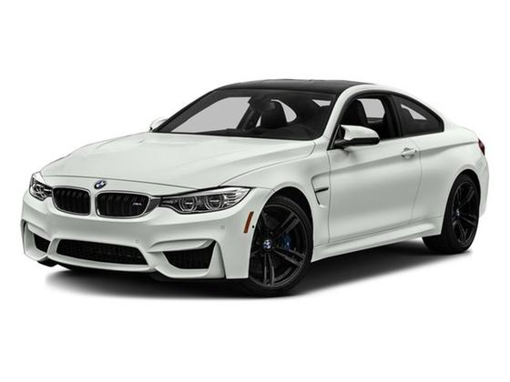 2016 BMW M4 Coupe : Car has generic photo