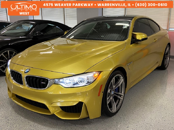 2016 BMW M4 Coupe:3 car images available