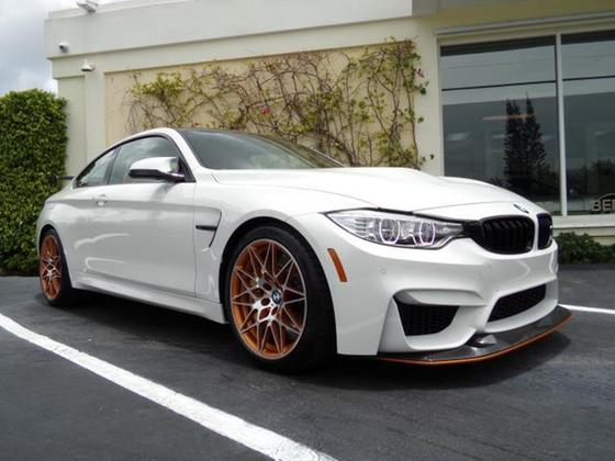 2016 BMW M4 GTS:12 car images available