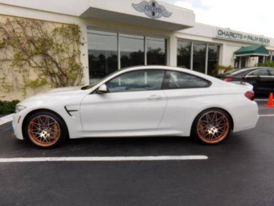 2016 bmw m4 gts for sale in w palm beach fl exotic car list. Black Bedroom Furniture Sets. Home Design Ideas
