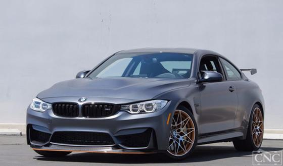 2016 BMW M4 GTS:24 car images available