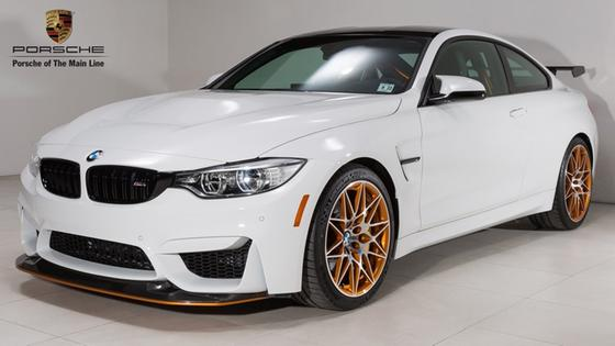 2016 BMW M4 GTS:22 car images available