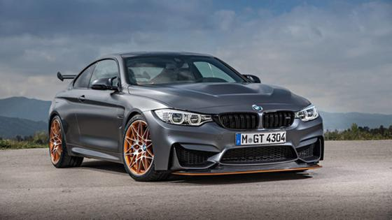 2016 BMW M4 GTS : Car has generic photo