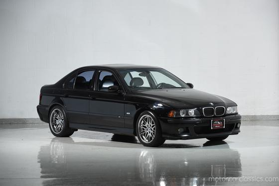 2001 BMW M5 :24 car images available