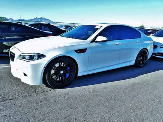 2015 BMW M5 :4 car images available