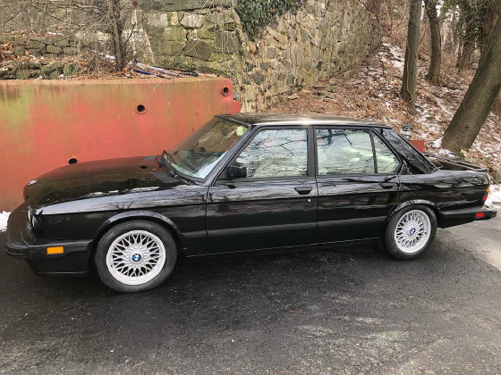 1988 BMW M5 :6 car images available
