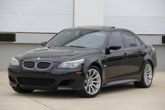 2008 BMW M5 :24 car images available