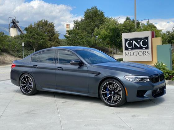 2019 BMW M5
