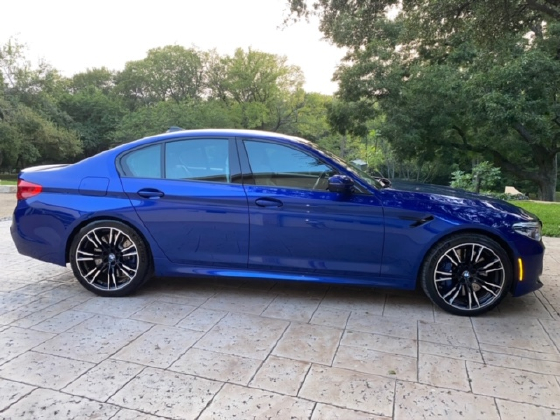 2019 BMW M5 :14 car images available