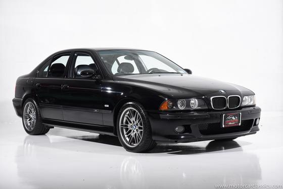 2002 BMW M5 :24 car images available