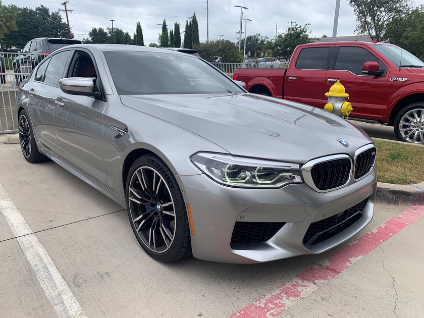 2018 BMW M5 :7 car images available