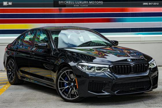 2019 BMW M5 Competition:24 car images available