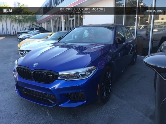 2019 BMW M5 Competition:8 car images available