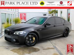 2016 BMW M5 Competition:24 car images available