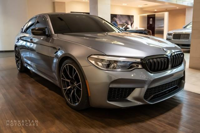 2019 BMW M5 Competition:19 car images available