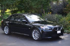 2006 BMW M5 Sedan:6 car images available