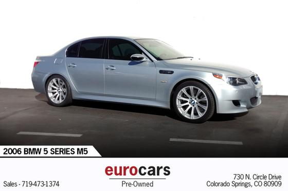2006 BMW M5 Sedan:24 car images available