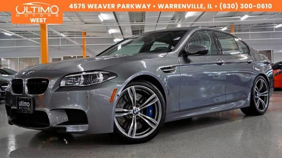 2016 BMW M5 Sedan:24 car images available