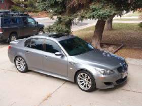 2008 BMW M5 Sedan:12 car images available