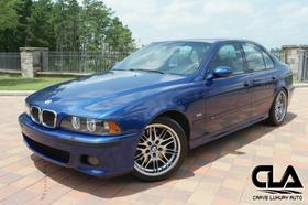 2001 BMW M5 Sedan:24 car images available
