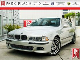 2000 BMW M5 Sedan:24 car images available