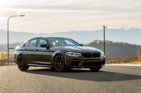 2020 BMW M5 Sedan:11 car images available